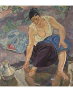 13-DANIEL VÁZQUEZ DÍAZ (Aldea de Río Tinto. Nerja 1882-Madrid 1969)