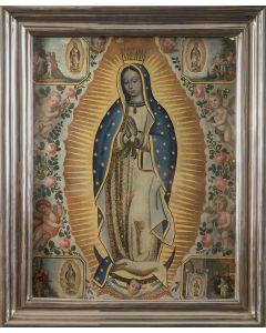 754-ESCUELA MEXICANA S. XVIII