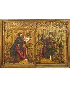 716-ESCUELA CASTELLANA S. XV. Círculo de Fernando Gallego (ca. 1440-1507)