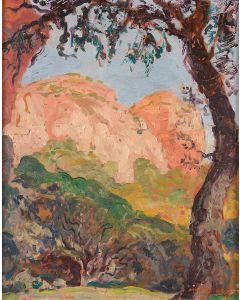 981-HERMEN ANGLADA CAMARASA (Barcelona 1871-Pollensa 1959)