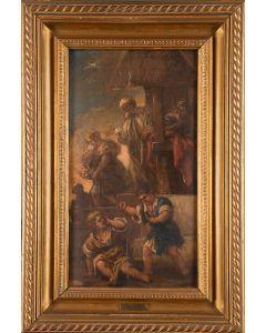 641-LUCA GIORDANO (Nápoles 1634-1705)